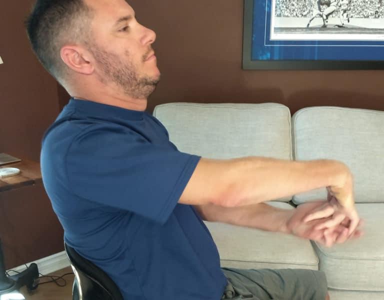 Wrist Extensor Flexor and Stretch 1 of 2
